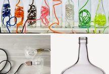 lampade bottiglia