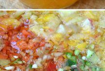 Ricette - condimenti
