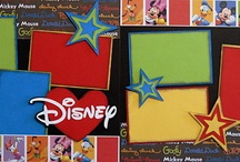 SCRAPBOOK Disney / by Aunt Sandy