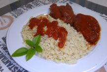 fish,meat,chicken recipes / greek traditional food