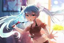 Vocaloid & Utau