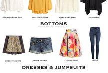 Urlaub - Outfits - Inspiration