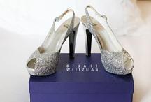 Wedding Shoes / Beautiful wedding shoes.