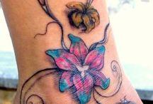 Tattoos / by Baylee Elisabeth