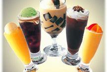 Bebidas Drinks Bibite / Bebidas frias Fresh Drinks Bibite fresche