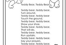 Teddy Bear Picnic Theme