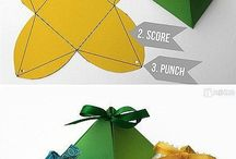 Packaging e origami