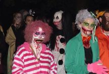 Made by us. Halloween, schmink, grimeren en meer. / Halloween, scary, made by us. Make-up and more