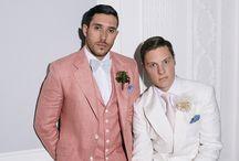 Gay weddings events / Gay memories
