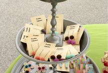 craft sale displays