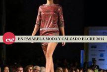 Pasarela de la Moda y el Calzado de Elche 2014