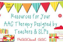 AAC Strategies and Resources / by Andrea Anderson