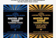 Star Wars Inspired Birthday Party