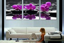 Canvas Orchid Ideas