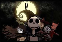 Nightmare Before Christmas / by Victoria Gibbs