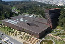 New San Francisco / Important Architecture in the City, public, beautiful and usually a landmark.