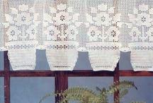 crochet patrones hogar