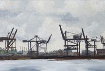 Tacoma paintings