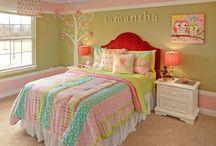 kids room ideas for girls / Kids room