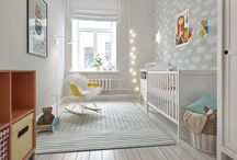 What about the children? / Kids bedroom & playroom Chambres d'enfants