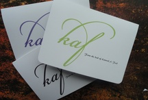 ExclamationStudio / Stationery for your exciting moments!