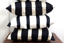 Nautical Stripes! / Stripes of a nautical nature  / by Sally Lee by the Sea, LLC