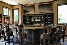 Sports Bar Room Ideas / by Kimberly Heim Long