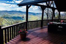 Luxury Cabins Beautiful Mountain Views