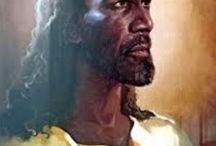 JESUS IS BLACK, NOT WHITE!