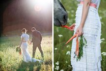 Garden spring wedding / by Theo Kauffeld