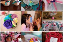 Birthday Party Ideas / by Christie Green