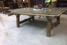 mesa de trillo