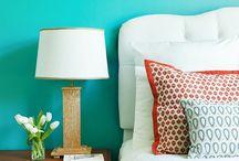Guest room colors / by Natalie Elliott