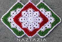 Crocheted Hotpads
