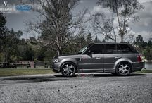 "Range Rover l Vellano VSX Standard / We put our heart and dedication on everything we do and this set and photos are not the exception Range Rover on a Beautiful set of  Vellano VSX 24"" Standard  Let us know what you think."