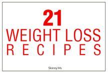 weight loss recipies