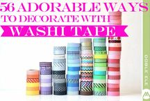 CTMH Washi Tape / by Tina Lovell, Independent Consultant, Close To My Heart