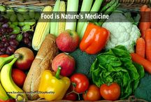 Food Is Nature's Medicine / Some of the most powerful medicines on the planet are masquerading around as foods and spices. ** This board is not intended to provide medical advice, diagnosis or treatment, just merely alternatives. Interested in eating cleaner?  Let's connect!  Leave me a message or go to http://www.facebook.com/GetFit2StayHealthy and connect with me there.  ‪#‎GetFit2StayHealthy‬ / by Get Fit 2 Stay Healthy