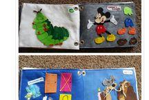Disney Quiet Book Ideas