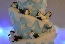 Amelia's First Birthday Cake