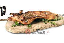Maialetto sardo / Sardinian suckling pig / Maialetto arrosto dalla Sardegna