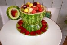 Food / fruit salad
