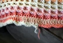 CROCHET: Stitches / Crochet stitches, haaksteken,
