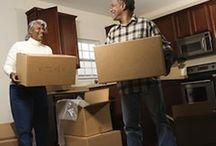 Senior citizen downsizing