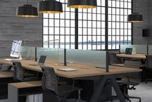 office working space
