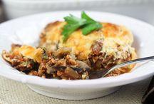 Μουσακάς λαχανικών με μπεσαμέλ / Ένα από τα δημοφιλέστερα φαγητά της Ελληνικής κουζίνας