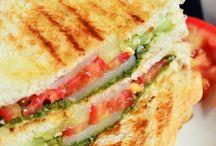 bread sandwiches