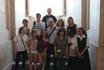 PALACIO REAL JULIO 2014 - VISITA PARANINFO / PARANINFO visita el Palacio Real de Madrid en Julio de 2014