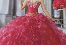 Quinceñera Dresses  / by Maria's Bridal Shop