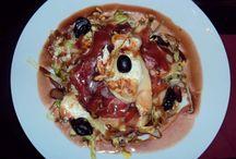 Salads -> A la rica ensalada Recetas de Anansies
